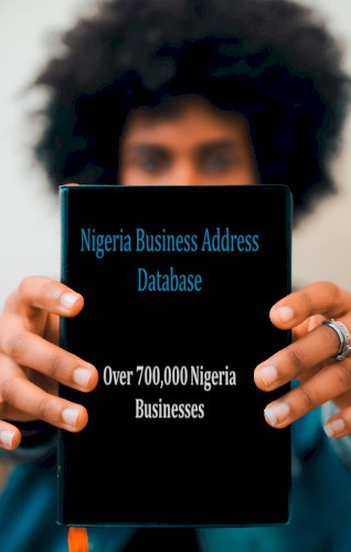 buy Nigeria Business Address Database